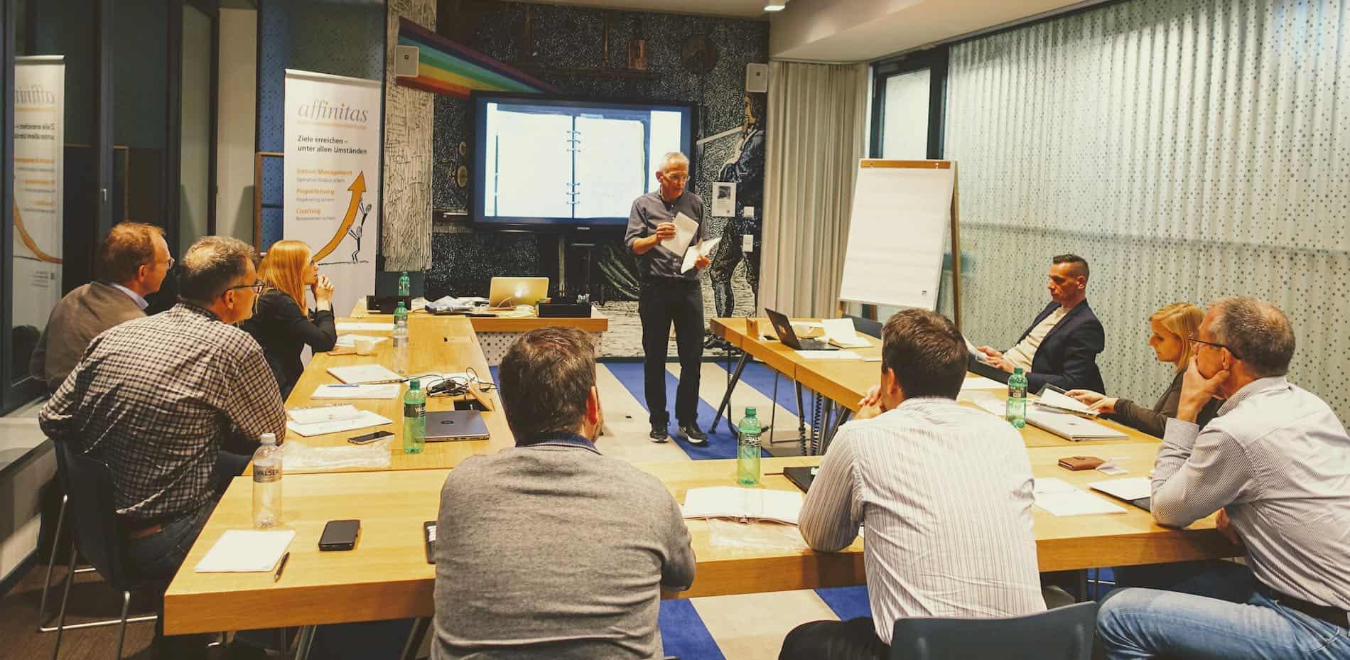 Selbstmanagement SMan Kurs Seminar gesamt mit Jürgen Lauber