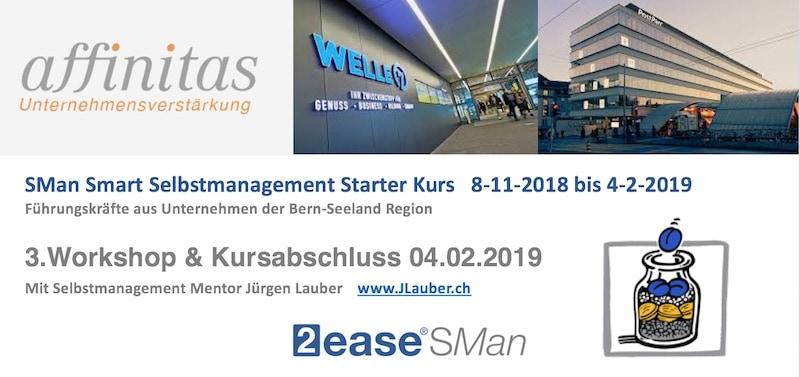 Selbstmanagement Kurs Welle7 4-2-2019