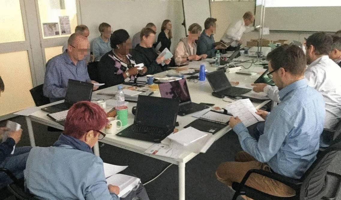 Workshop SBB Smart Selbstmanagement 18-3-2019